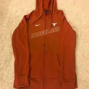 Other - Longhorn Zip up Jacket
